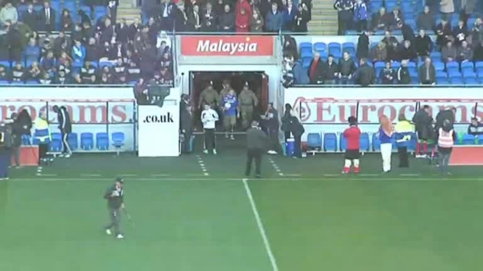 Click here to watch the Cardiff City v Hull City - First Half video