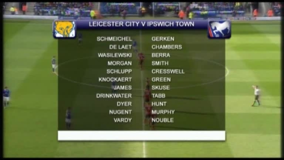 Click here to watch the ACTION REPLAY: LEICESTER video
