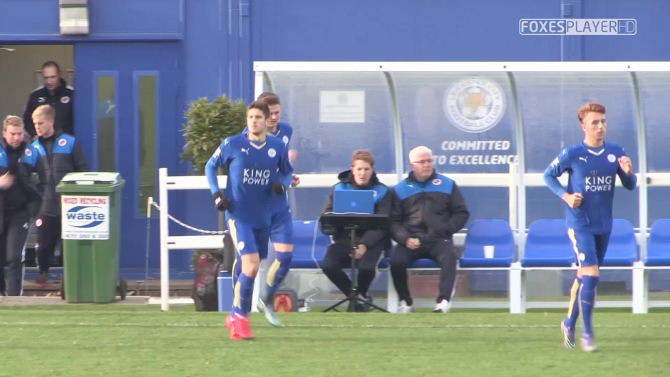 Click here to watch the Extended Highlights: Leicester City U21s 2-1 Reading U21s video