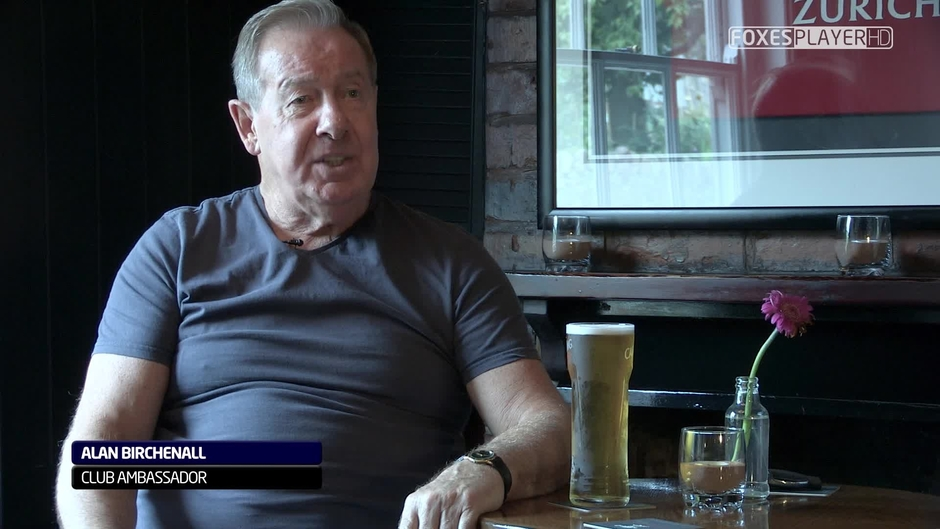 Click here to watch the The Friday Interview: Alan Birchenall video