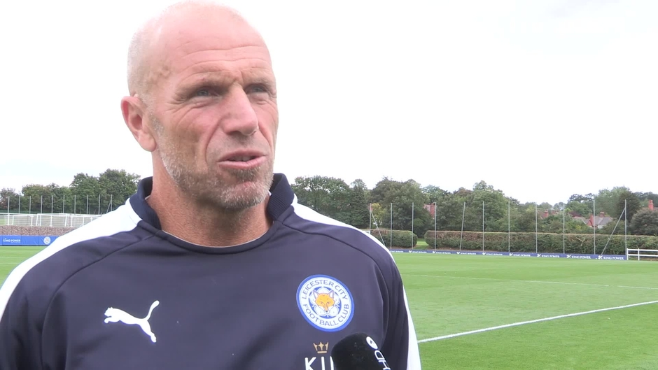 Click here to watch the Beaglehole Pleased With Pre-Season Progress video