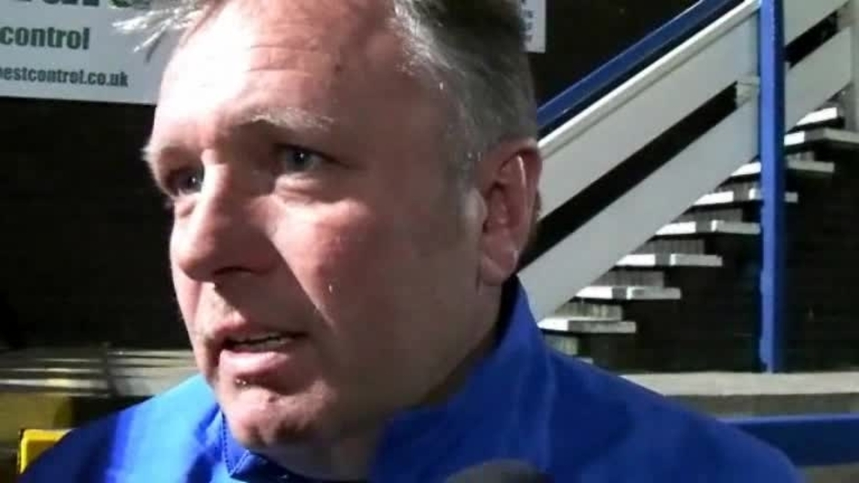Click here to watch the VIDEO: Macclesfield 2 Imps 1 - Gary Simpson video