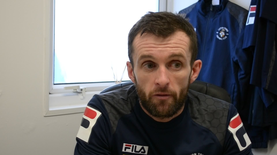 Click here to watch the PLAYER: JONES ON AFC WIMBLEDON video