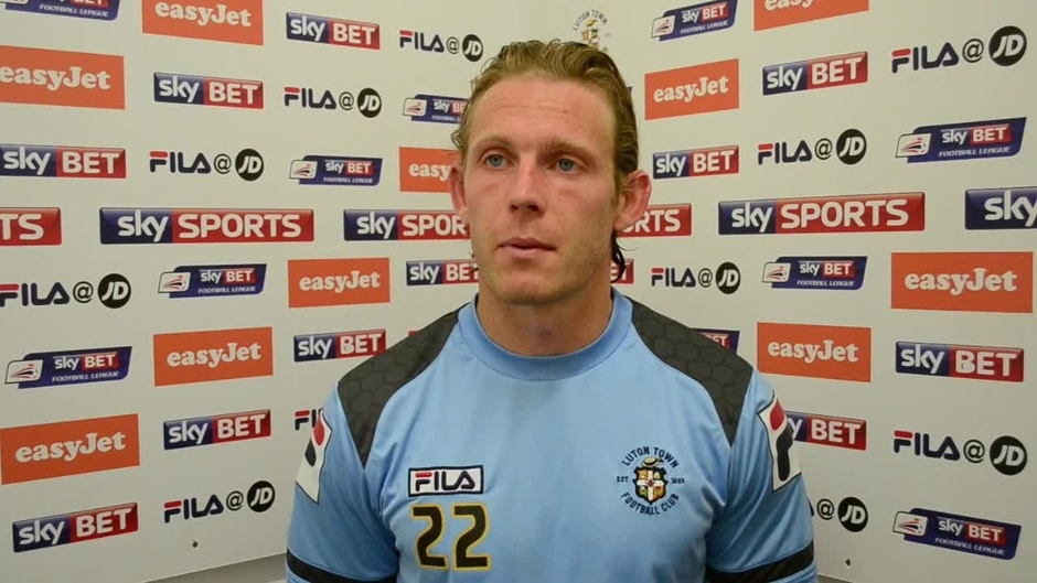 Click here to watch the PLAYER HD: CRAIG MACKAIL-SMITH POST WALSALL video