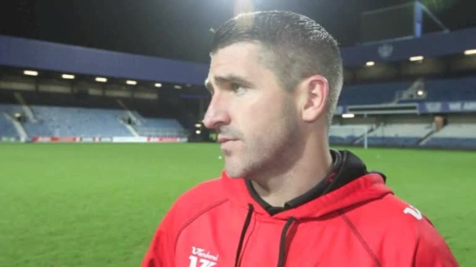 Click here to watch the Video: Lowe after memorable win video