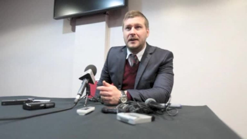 Click here to watch the Video: Robbo on FA Cup defeat video