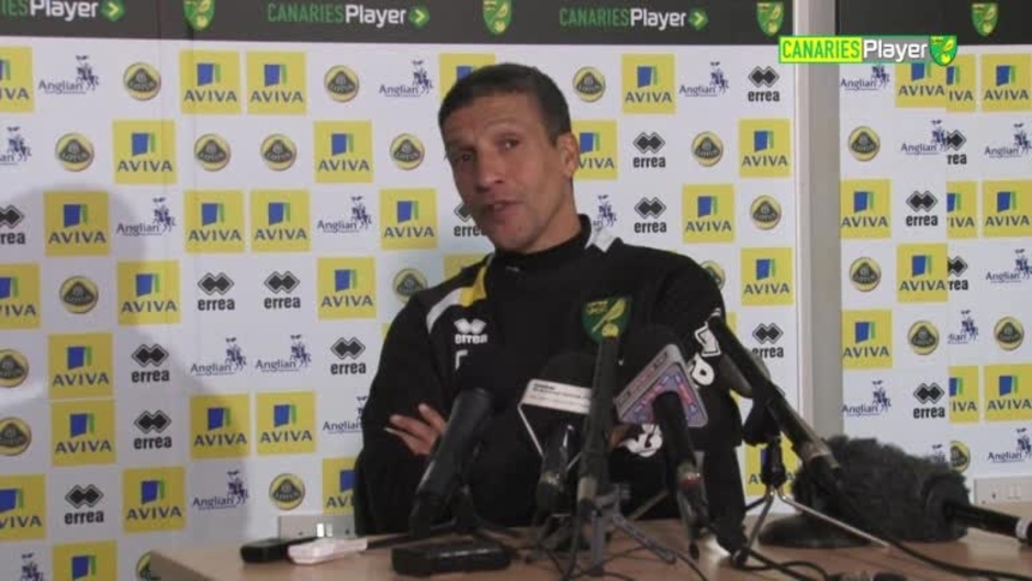 Click here to watch the HUGHTON'S SPURS PRESS CONFERENCE video