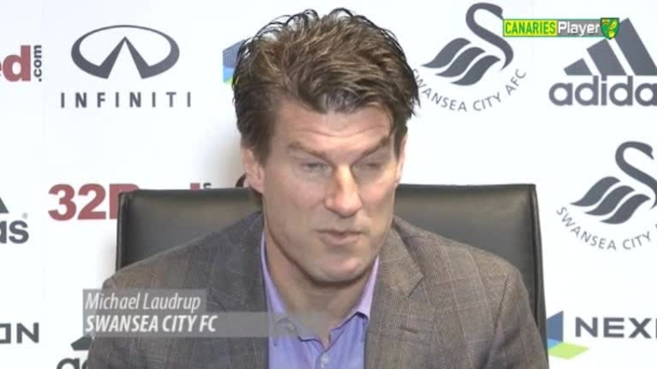 Click here to watch the OPPOSITION VIEW - LAUDRUP video