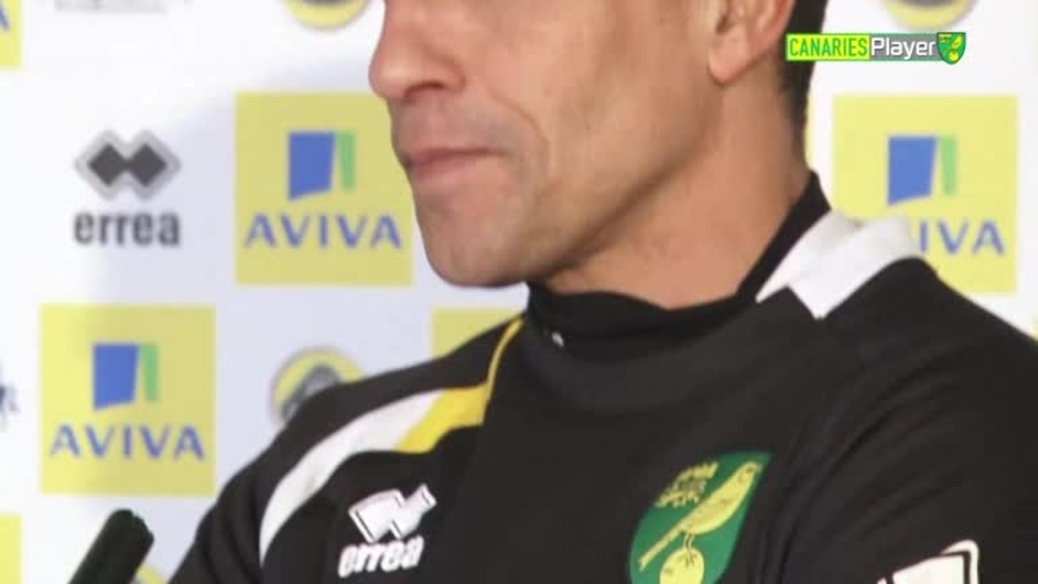 Click here to watch the HUGHTON'S QPR PRESS CONFERENCE video