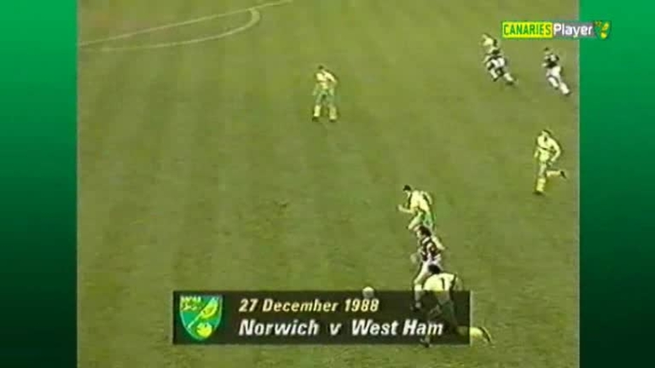 Click here to watch the CANARY CLASSICS - WEST HAM 1988 video