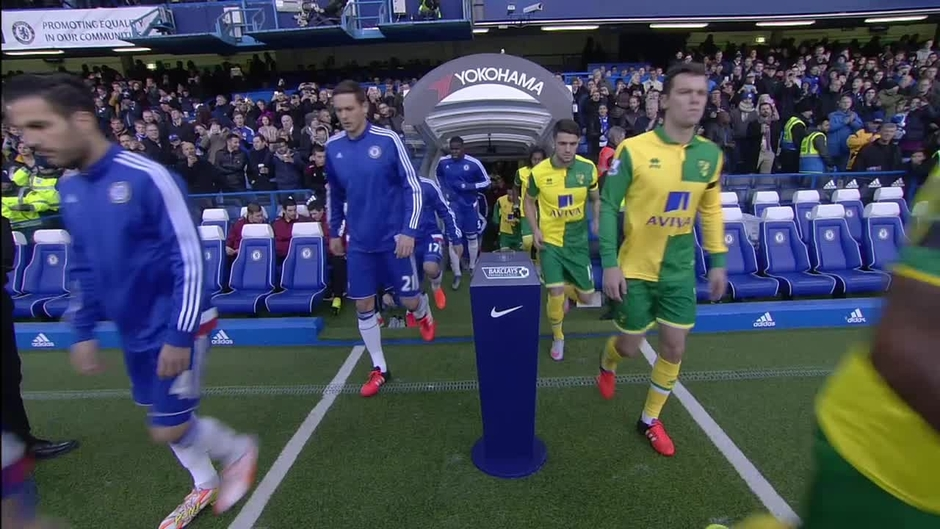 Click here to watch the Chelsea v Norwich highlights video