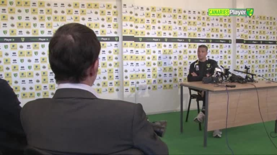 Click here to watch the HUGHTON'S ASTON VILLA PRESS CONFERENCE video