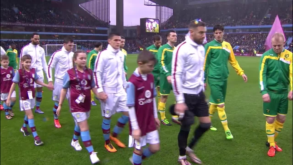 Click here to watch the Aston Villa v Norwich highlights video