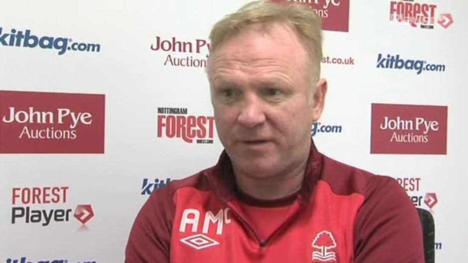 Click here to watch the Pre Oldham: Alex McLeish video