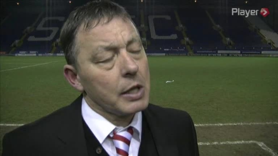 Click here to watch the Post Sheffied Wednesday: Billy Davies video