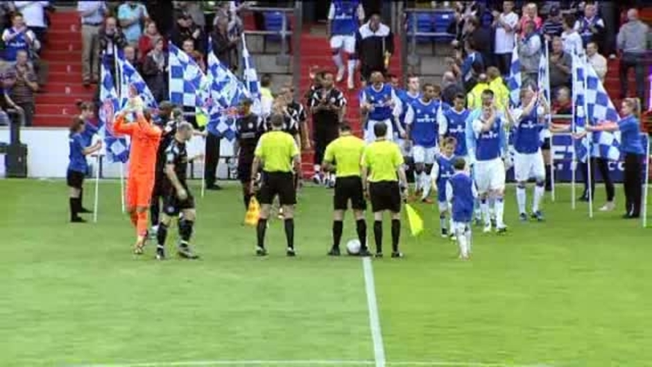 Click here to watch the OLDHAM 2 ROCHDALE 0 video