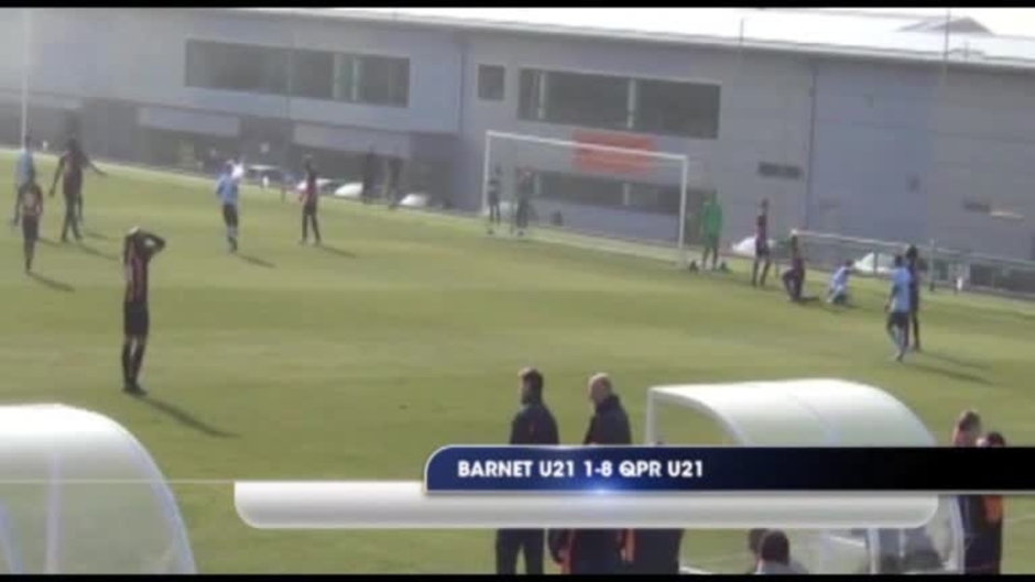 Click here to watch the U21 MATCH HIGHLIGHTS: BARNET 1, QPR 8 video