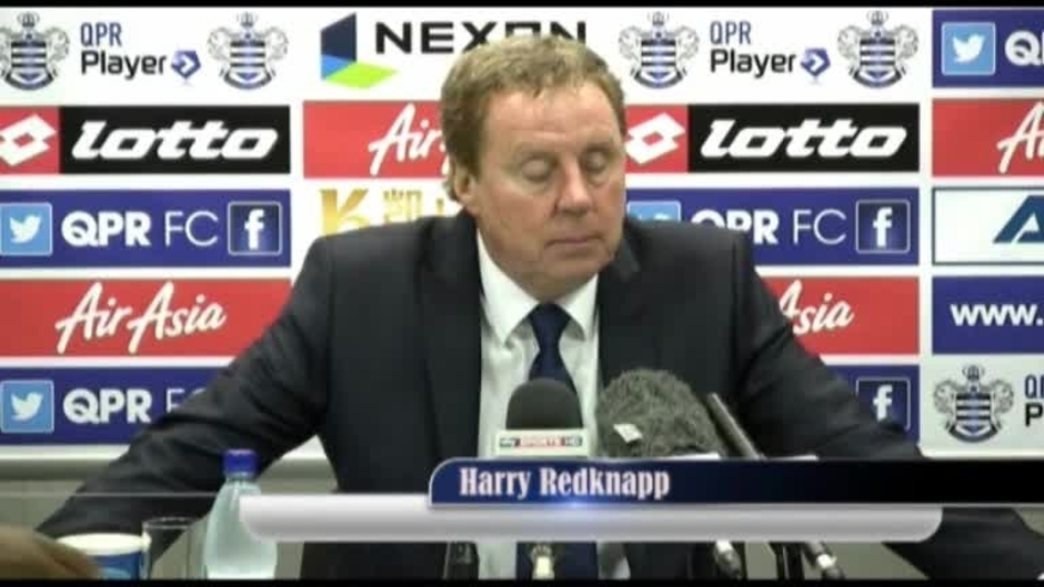 Click here to watch the REDKNAPP PRESS CONFERENCE video