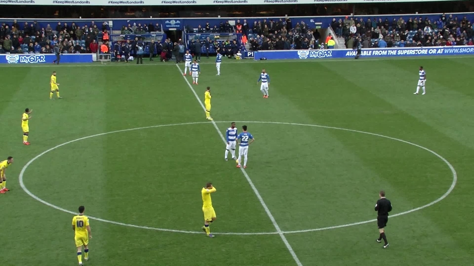 Click here to watch the All 90 minutes: QPR 1, Leeds United 0 video