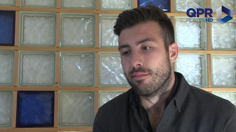 Click here to watch the Exclusive: Michael Doughty on QPR contract extension video