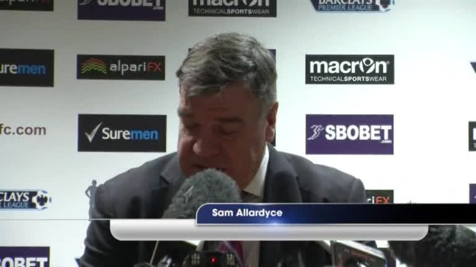 Click here to watch the OPPOSING VIEW: SAM ALLARDYCE video