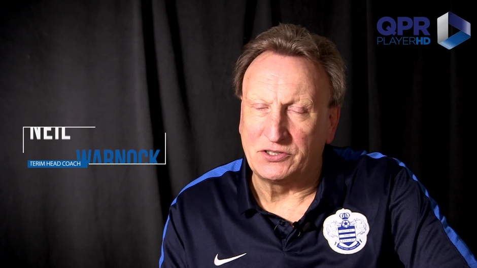 Click here to watch the Exclusive: Neil Warnock previews Leeds clash  video