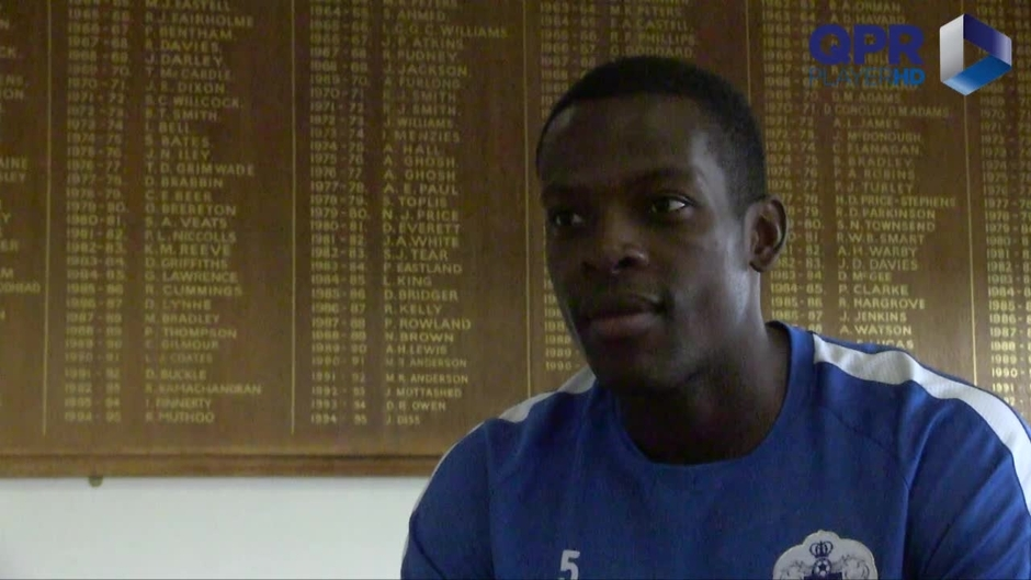 Click here to watch the 'It's about laying the foundations' says skipper Nedum Onuoha video
