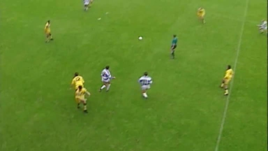 Click here to watch the RANGERS REWIND: QPR 4, SPURS 1 video