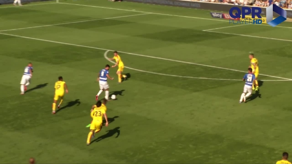 Click here to watch the Charlie Austin: I'm here to knuckle down for QPR video