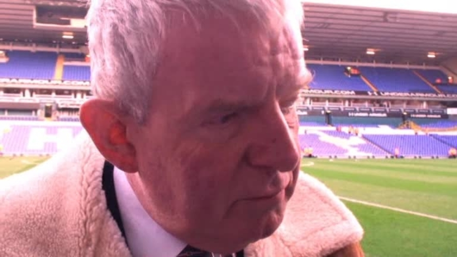 Click here to watch the Motson on the Royals video