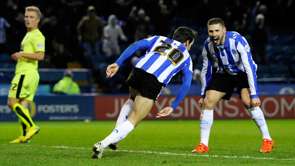 Click here to watch the FULL MATCH REPLAY: Sheffield Wednesday v Huddersfield Town video