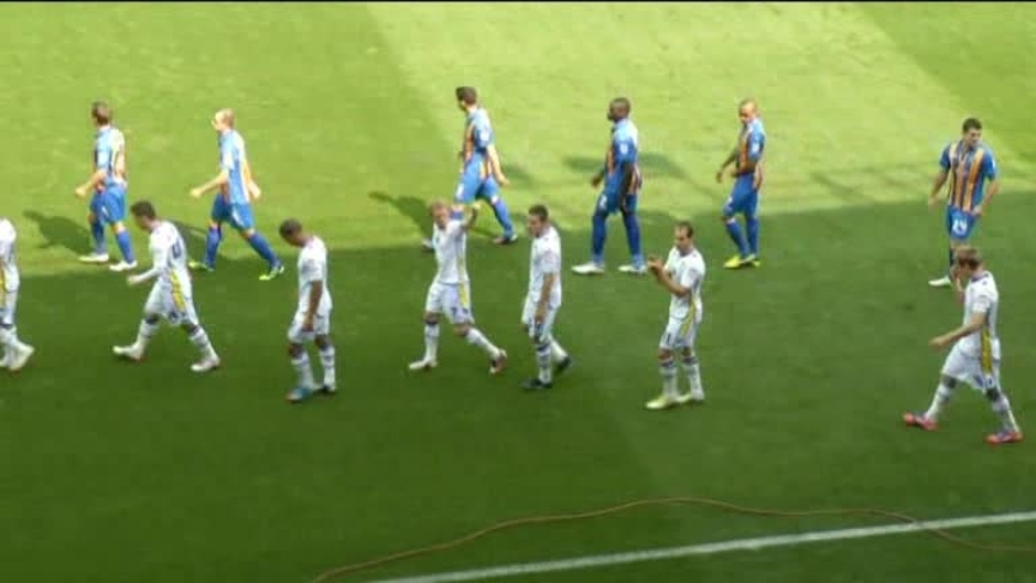 Click here to watch the Leeds 4 Shrewsbury 0 video