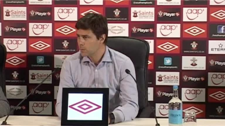 Click here to watch the Pochettino's Pre-Norwich Press Conference video