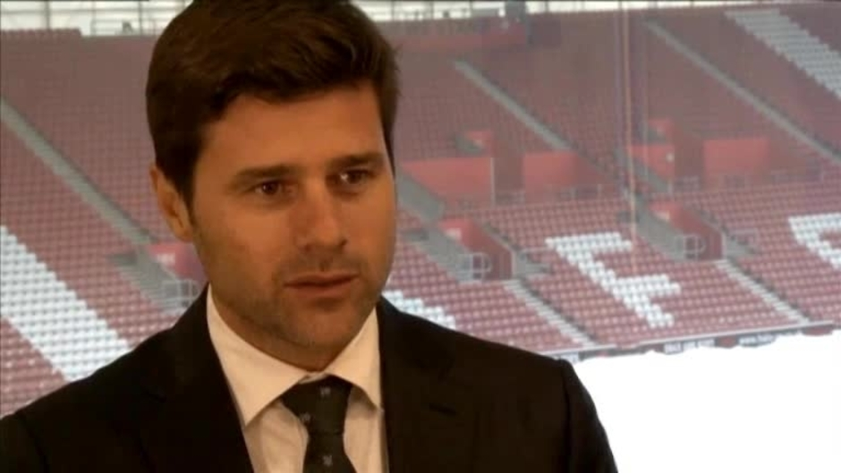 Click here to watch the Pochettino - The First Interview video