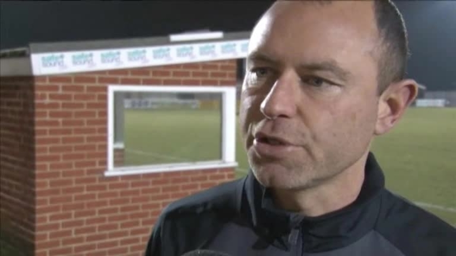 Click here to watch the Greaves Calls For U21s Consistency video