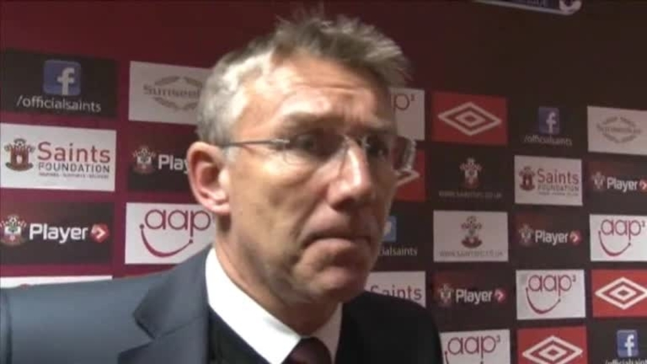 Click here to watch the Manager Pleased To Extend Unbeaten Run video