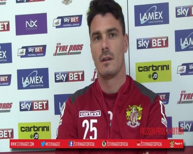 Click here to watch the PREVIEW: Ronnie Henry pre-Morecambe (H) video