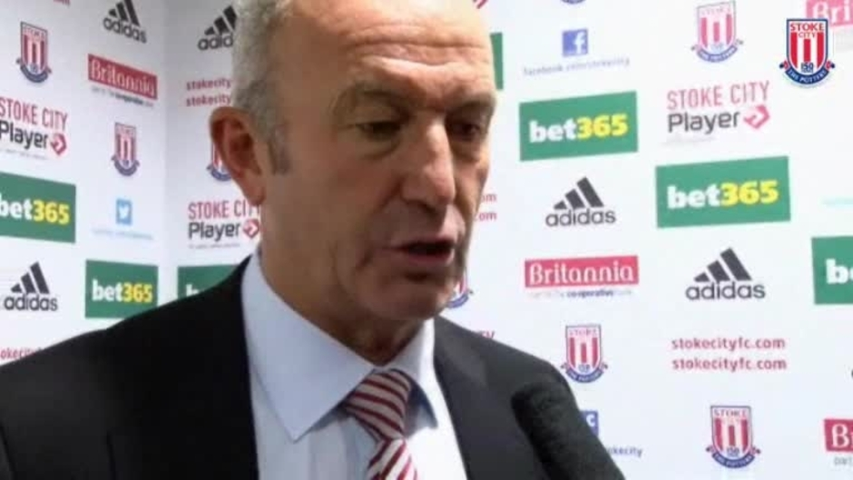 Click here to watch the Could Have Scored More Goals - Pulis video