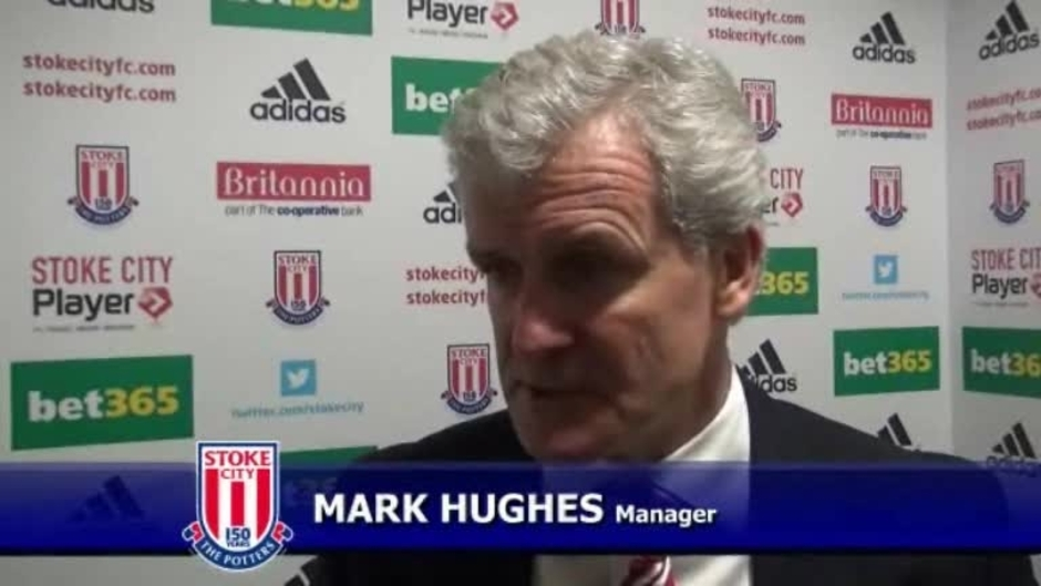 Click here to watch the Hughes On Villa Win video