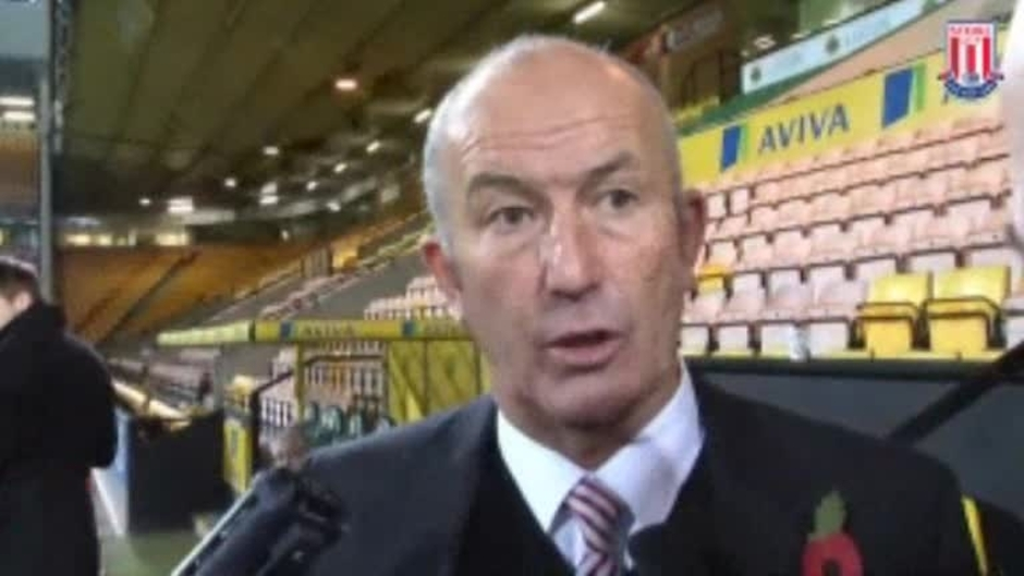 Click here to watch the Pulis Disappointed With Officials video