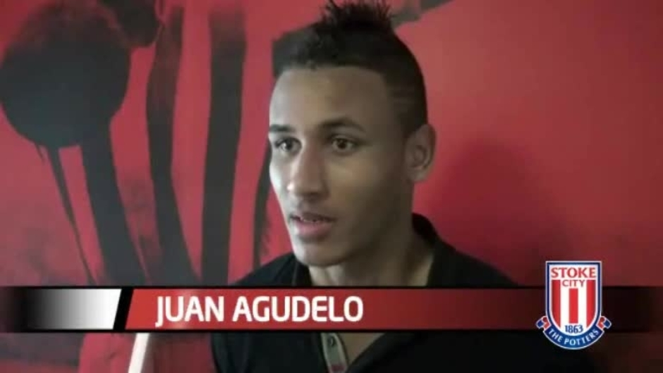 Click here to watch the Agudelo Thankful To Potters video