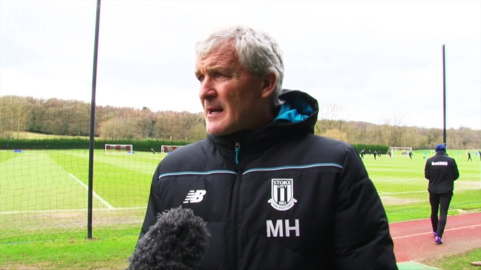 Click here to watch the Hughes Previews Everton video