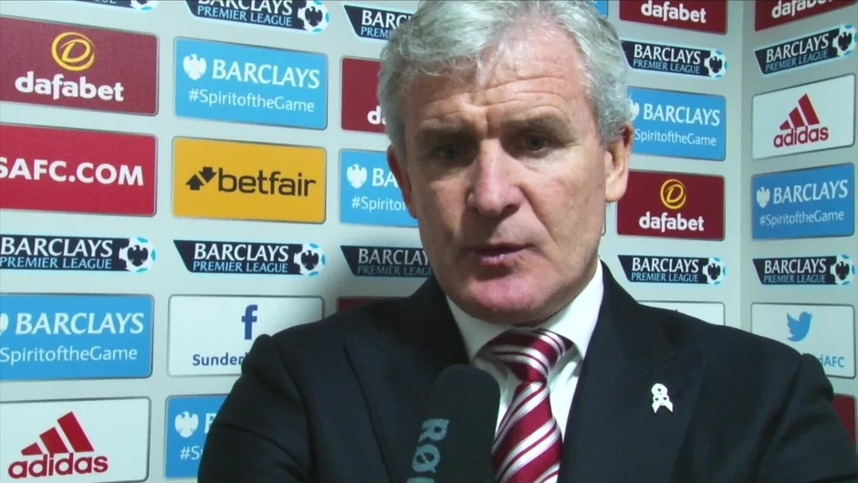 Click here to watch the Hughes Laments Sending Off video