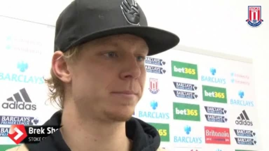 Click here to watch the Brek Shea Exclusive video