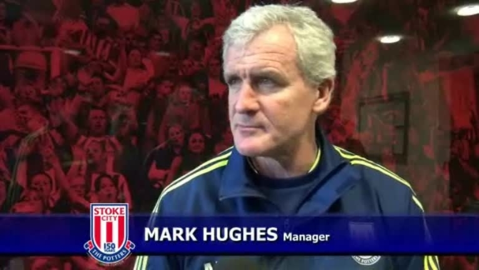 Click here to watch the Hughes On Liverpool Test video