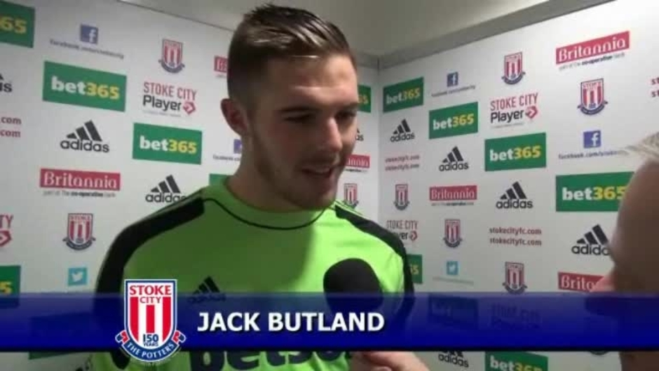Click here to watch the Butland Proud Of Debut video