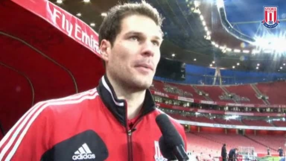 Click here to watch the We Deserved More - Begovic video