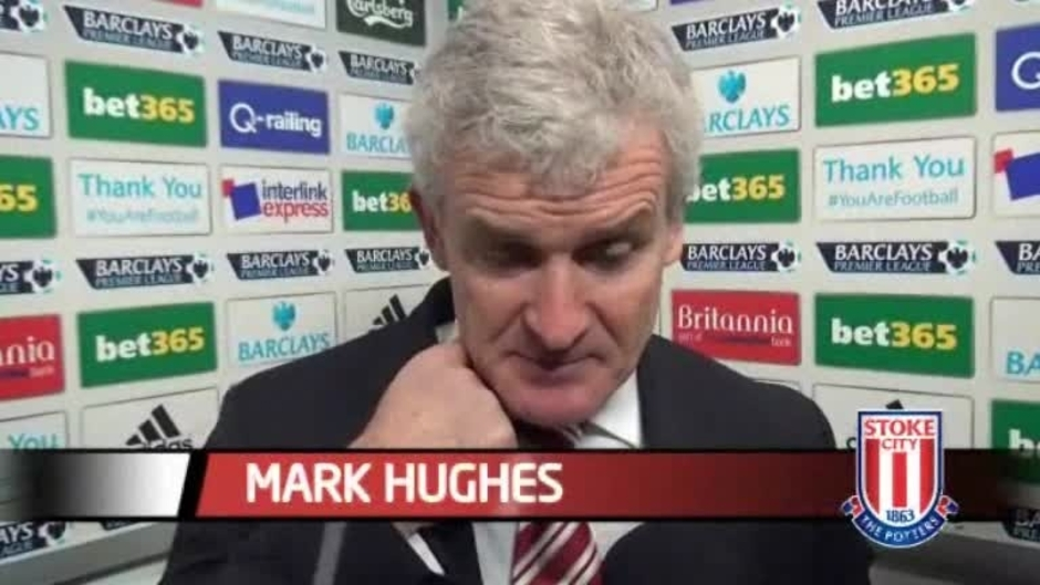 Click here to watch the Hughes Hails Famous Victory video