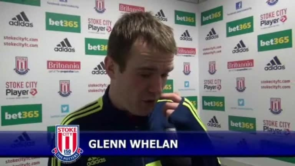 Click here to watch the Whelan On Derby Victory video