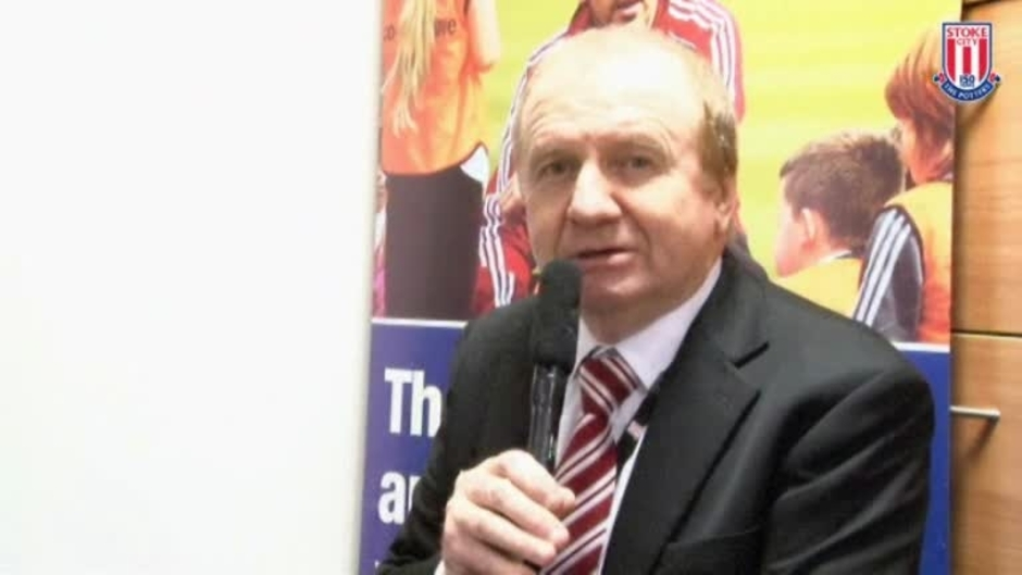 Click here to watch the Terry Conroy Meets...Paul Ware video
